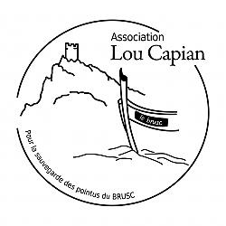 Logo association Lou Capian Le Brusc