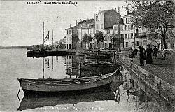 La Bette, bateau traditionnel méditerranéen