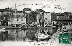 Le Pointu, bateau traditionnel méditerranéen