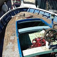 Cagou, barquette marseillaise restaurée par Lou Capian