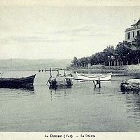 Carte postale ancienne du Brusc
