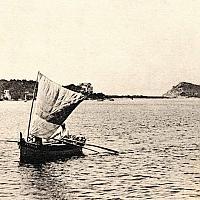 Photo ancienne du Brusc