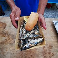 Les grandes sardinade du Brusc